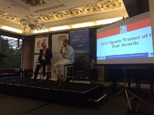 Sports Trainer of the Year Awards