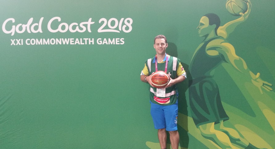 The 2018 Commonwealth Games