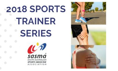2018 Sports Trainer Education Session