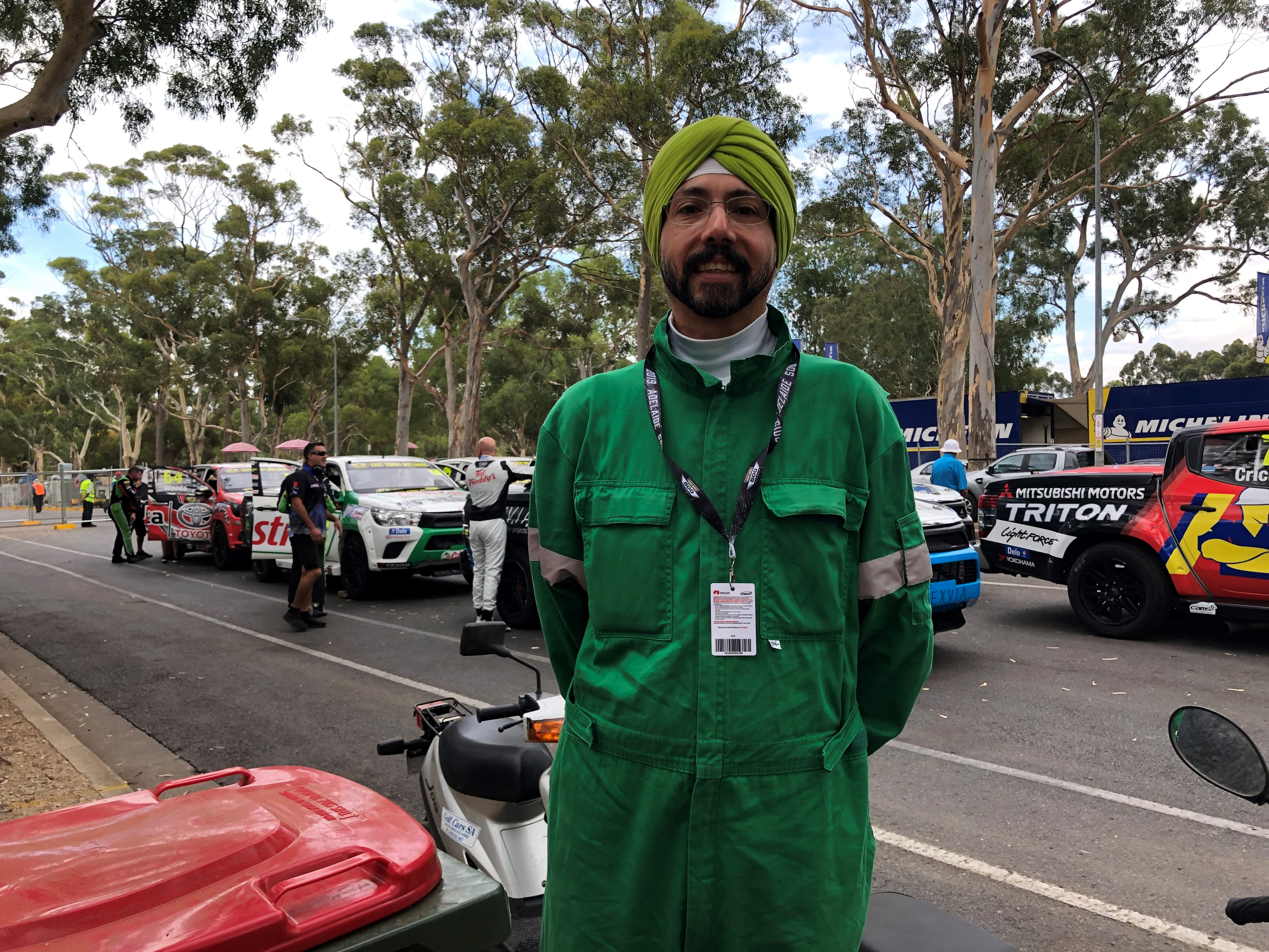 One of our SASMA Members experience working at the Superloop Adelaide 500