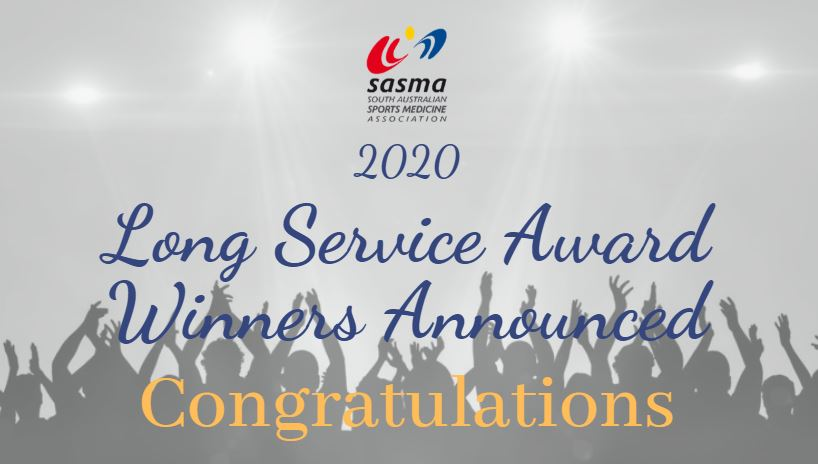 2020 Long Service Award Winners Announced